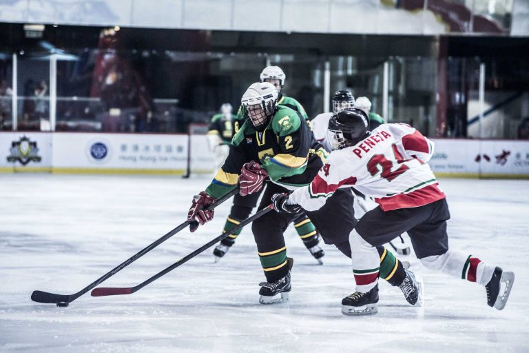 Ice Hockey Hong Kong Sport Photography