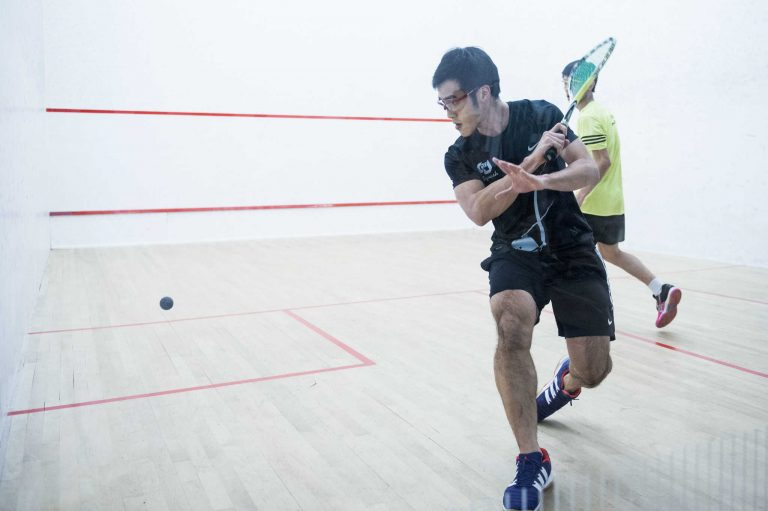 Squash Photography Hong Kong