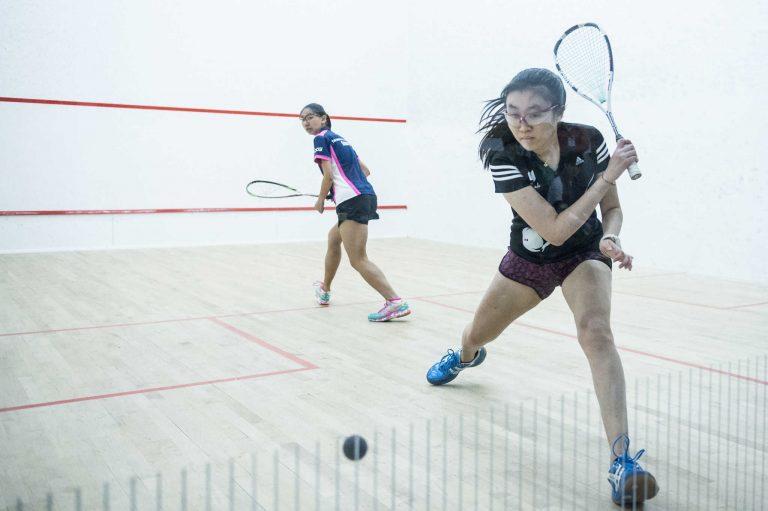 Squash Photography Hong Kong