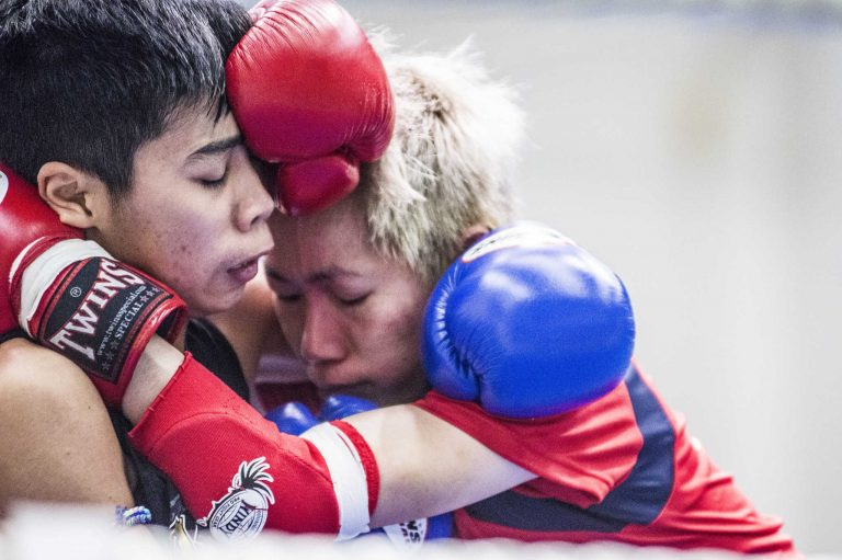 Boxing Sports Photography Hong Kong