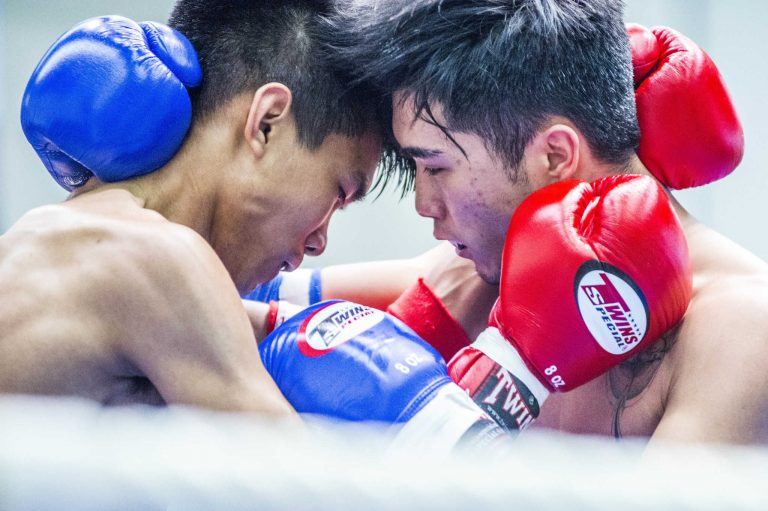 Boxing Sports Photography Hong Kong