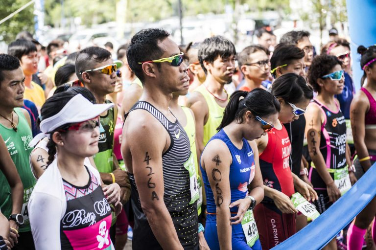 Triathlon Photography Hong Kong