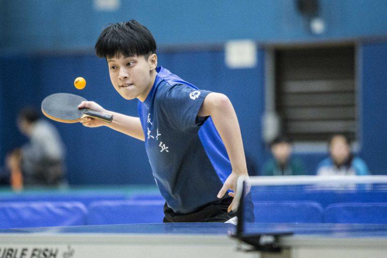 Table Tennis Photography Hong Kong