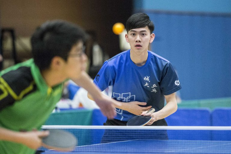 Table Tennis Photography Hong Kong