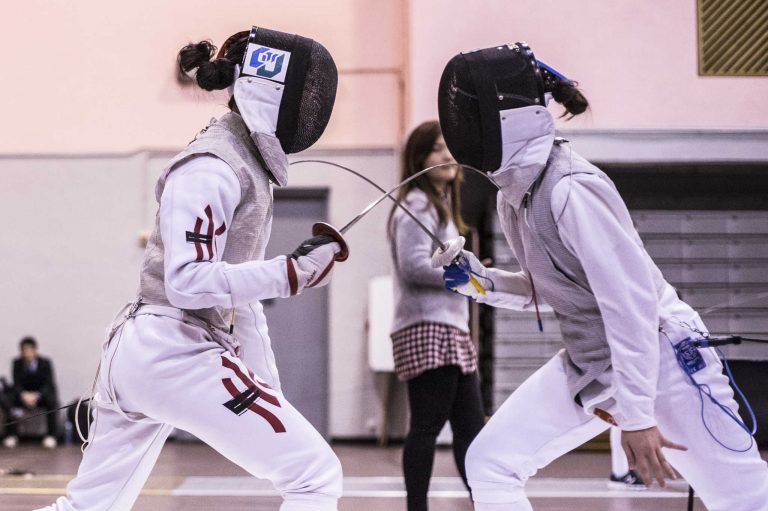Fencing Photography Hong Kong
