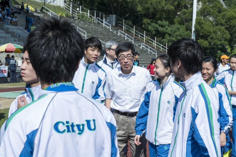CityU Sport Team Photography