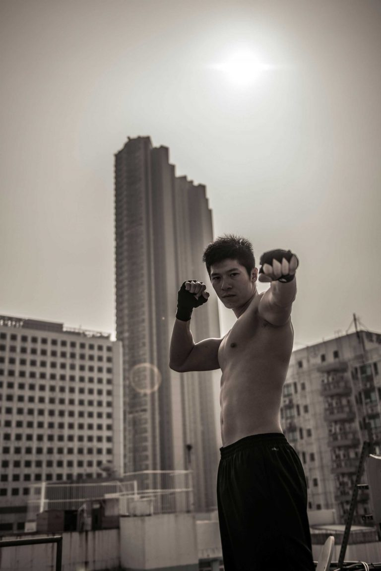 Fitness Photography Hong Kong