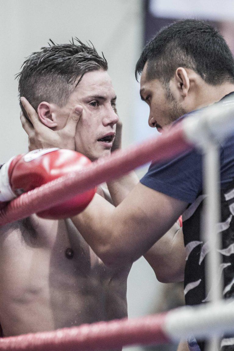Boxing Photography Hong Kong