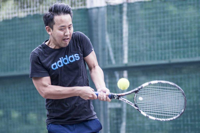 Tennis Sports Photography Hong Kong