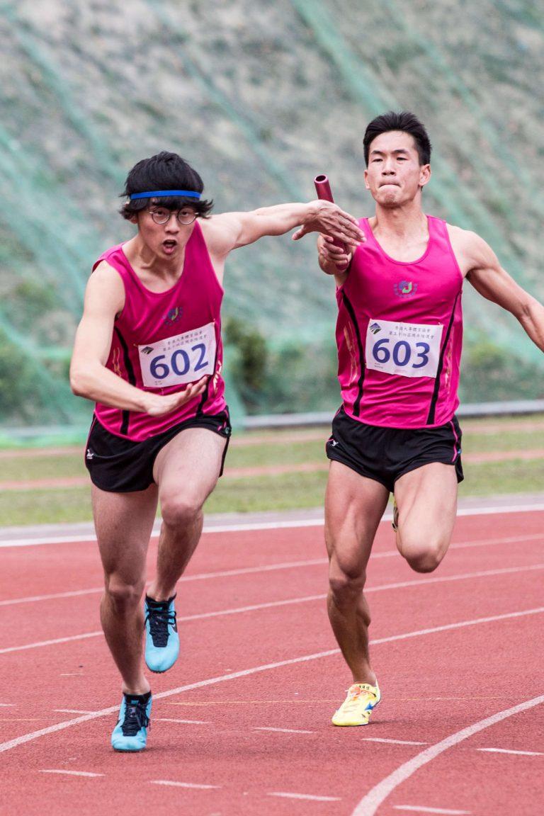 香港運動攝影